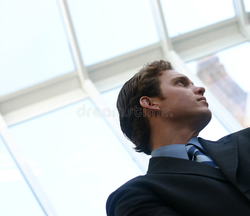 Download Business vision 4 stock image. Image of businessmen, executive - 69687