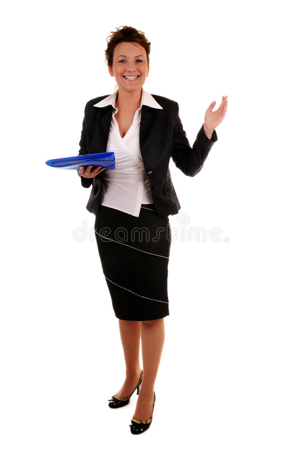 Business welcome royalty free stock photography