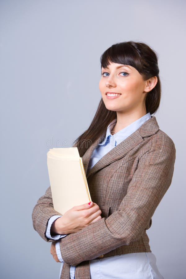 Free Business Woman Royalty Free Stock Photography - 10735047