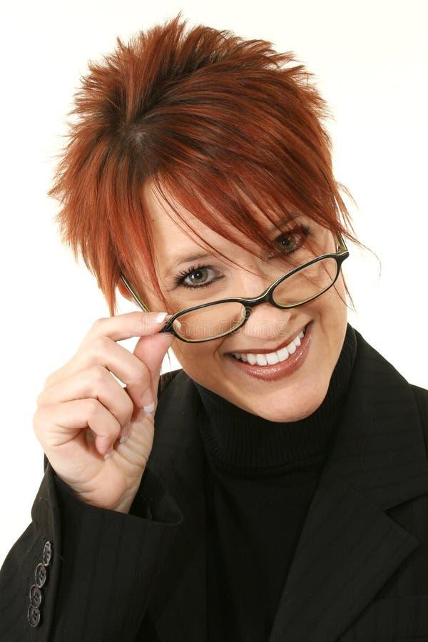 business woman στοκ φωτογραφία