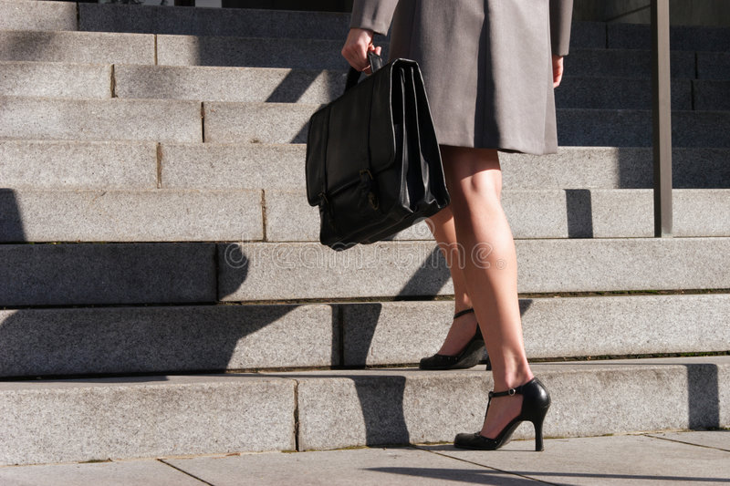 Download Business Woman stock photo. Image of executive, suit, heels - 1952076