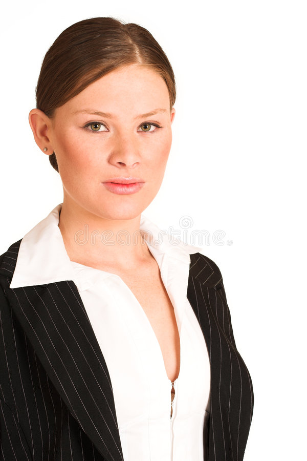 Business Woman #221(GS) royalty free stock photography