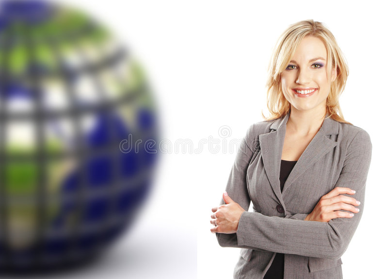 Download Business Woman Stock Image - Image: 2301891