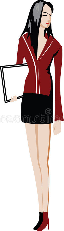 Download Business Woman Royalty Free Stock Image - Image: 2323576