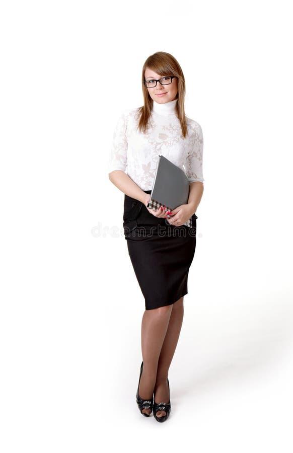 Business-woman fotografia stock libera da diritti