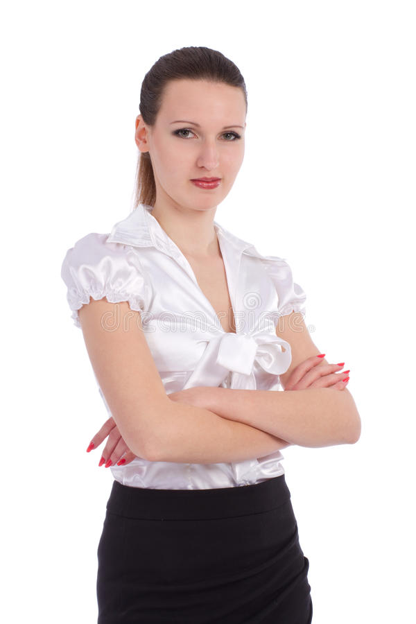 Download Business Woman. Stock Images - Image: 25886974