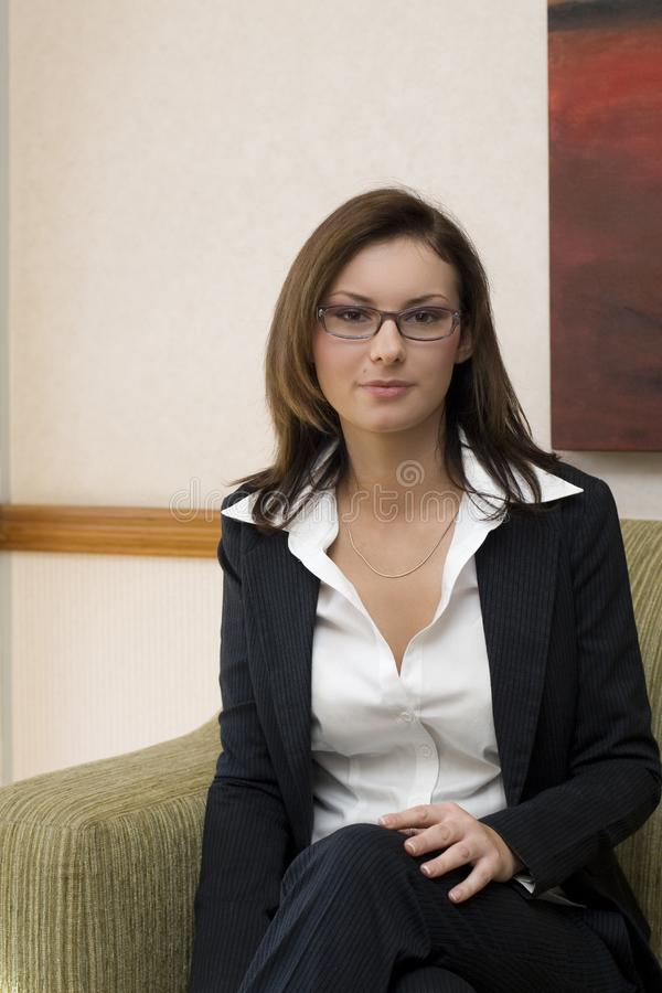 Business Woman Free Stock Image