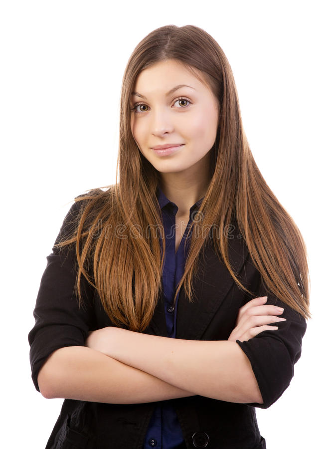 Download Business woman stock image. Image of adult, businesswoman - 27687715