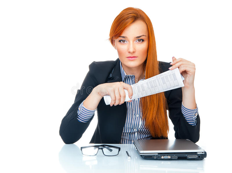Download Business woman stock photo. Image of female, businesswoman - 28017662
