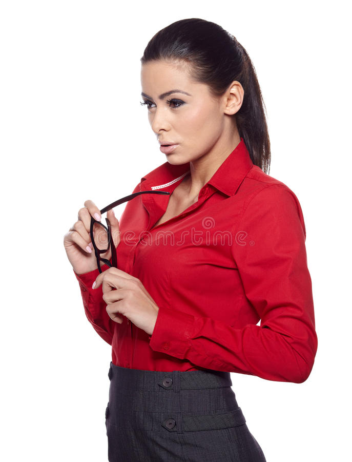 Download Business woman. stock image. Image of executive, businesswoman - 28128145