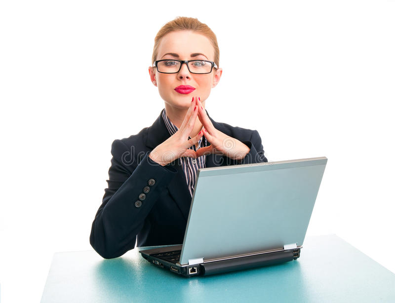 Download Business woman stock photo. Image of friendly, person - 28172242