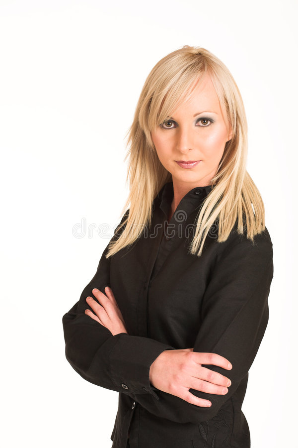 Business Woman #293 stock image