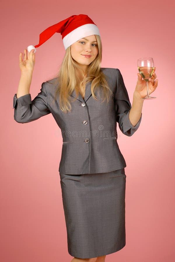 Business-woman imagen de archivo