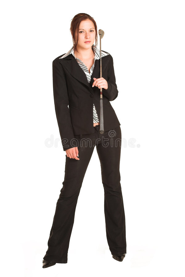 Business Woman #344 royalty free stock photos