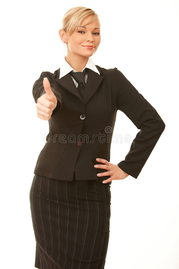 Business Woman stock photography