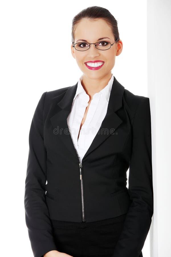 2 business woman 免版税库存照片