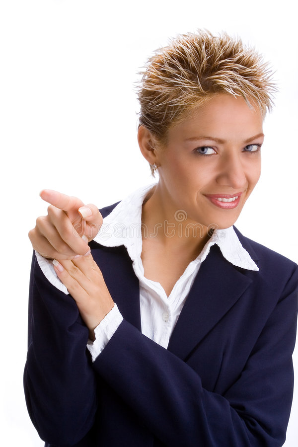 Business woman 5 stock photography