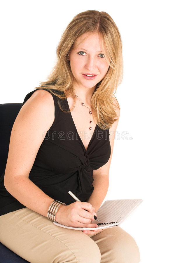Business Woman #505 royalty free stock photo