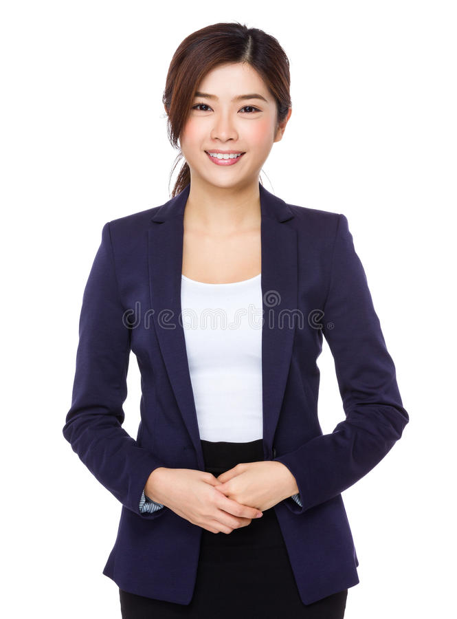 2 business woman 免版税库存图片