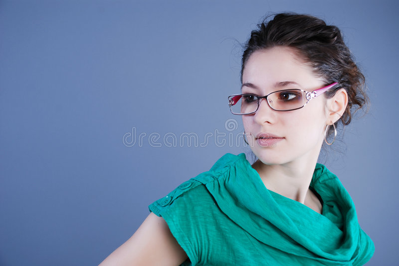 Download Business woman stock image. Image of adult, color, image - 5191649
