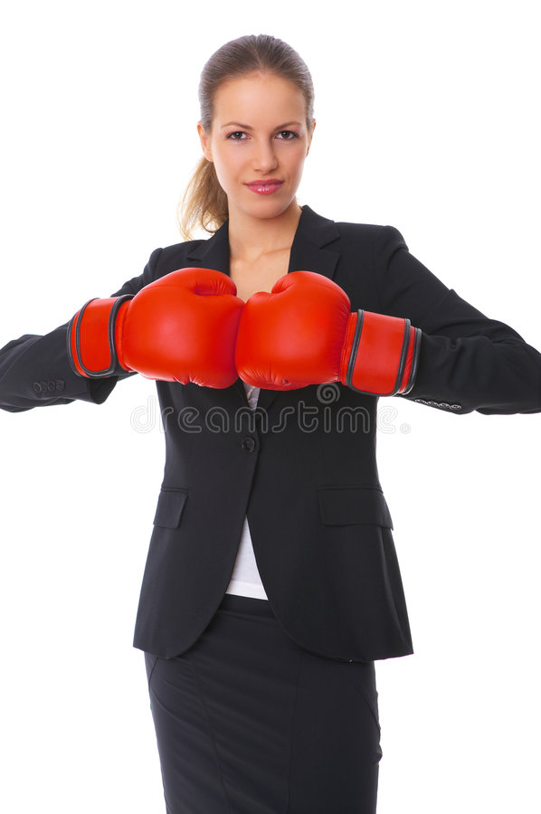 Download Business Woman stock image. Image of model, contemporary - 5896475