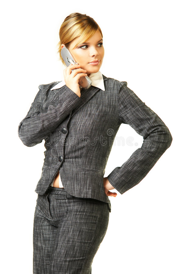 Free Business Woman 6 Stock Photography - 1450002