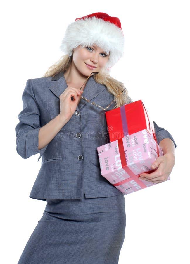 Business-woman fotografía de archivo libre de regalías
