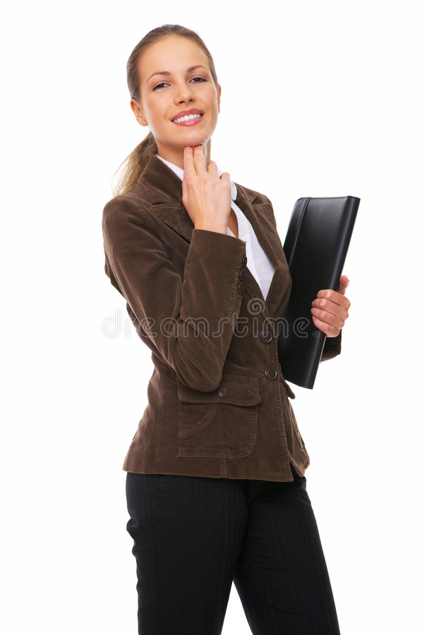 Business Woman royalty free stock photo