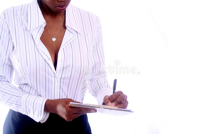 Download Business Woman stock photo. Image of black, administrator - 813340