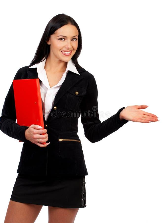 Free Business Woman Stock Image - 816121