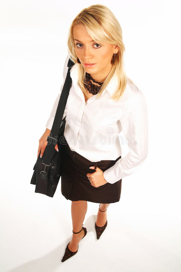 Free Business Woman 9 Royalty Free Stock Photos - 536148