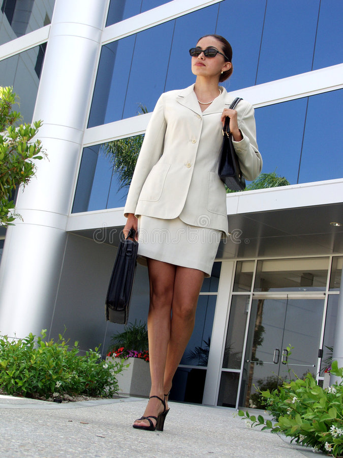 Business Woman 955 royalty free stock image