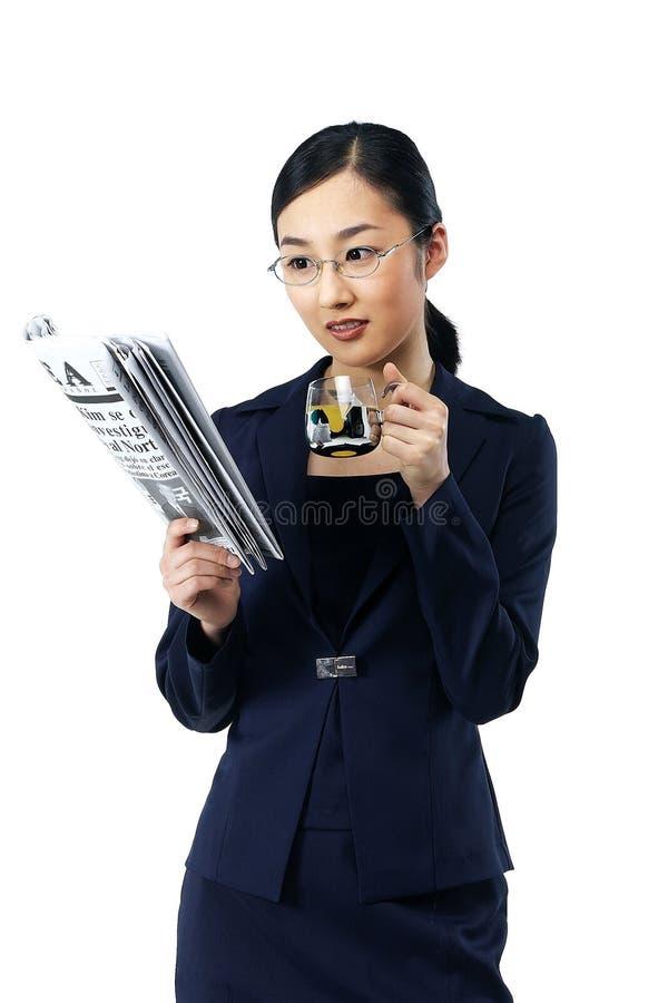 Business-woman stock photos