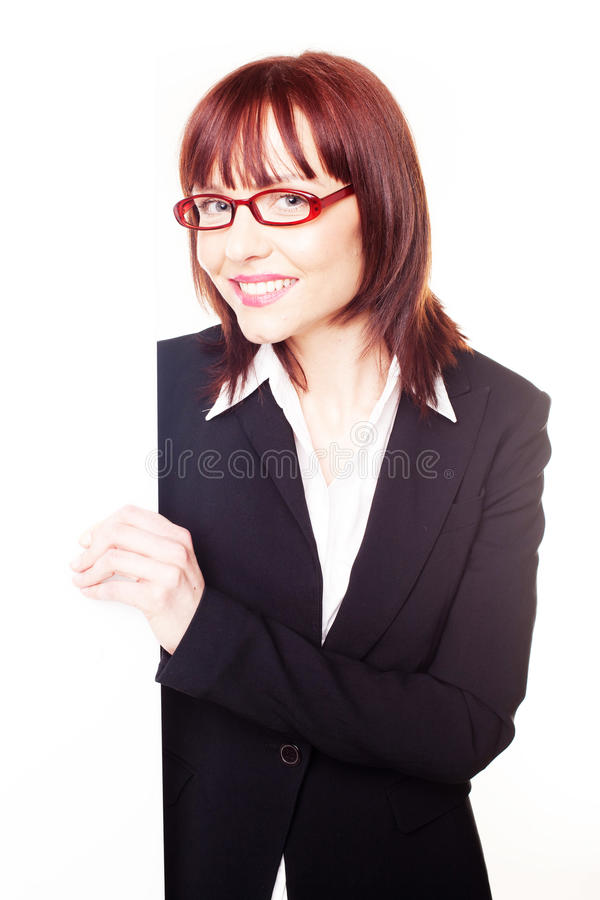Download Business Woman With Glasses Stock Image - Image: 23878043