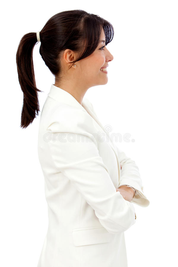 Download Business woman isolated stock image. Image of entrepreneur - 14176013