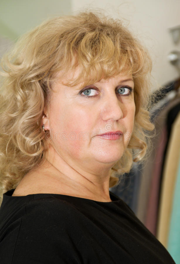 Download Business Woman Of Middle Age Stock Photo - Image: 23975176