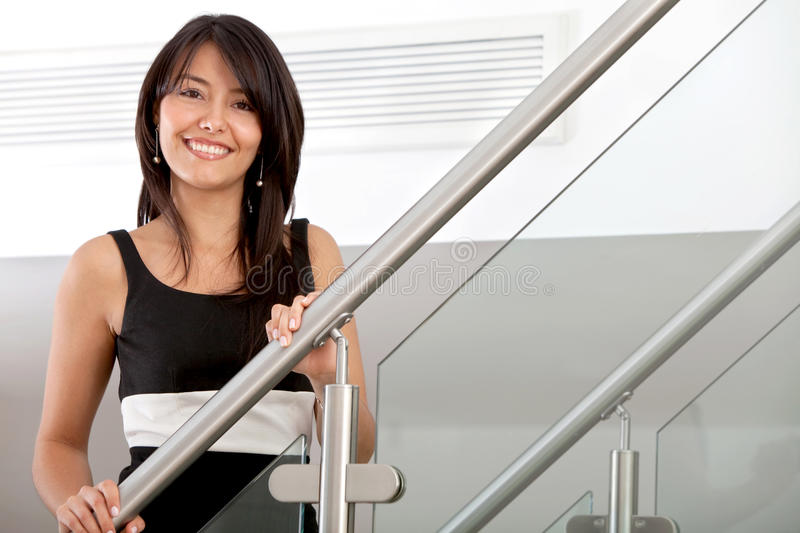 Download Business Woman At The Office Stock Photo - Image: 15653690
