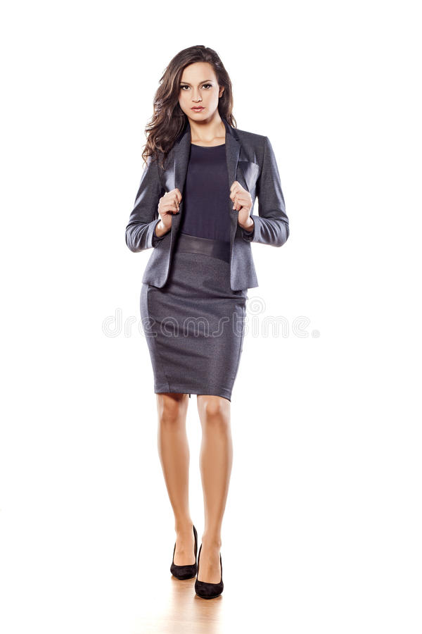 Business woman outfit stock images