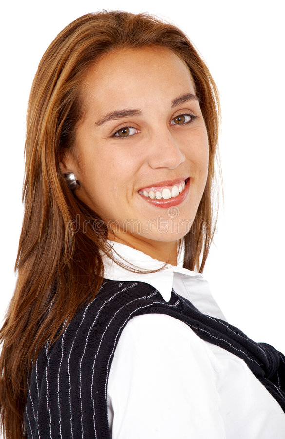 Download Business woman portrait stock photo. Image of face, people - 4696744