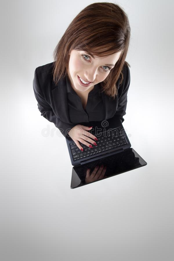 Diffent point of view in business stock photography
