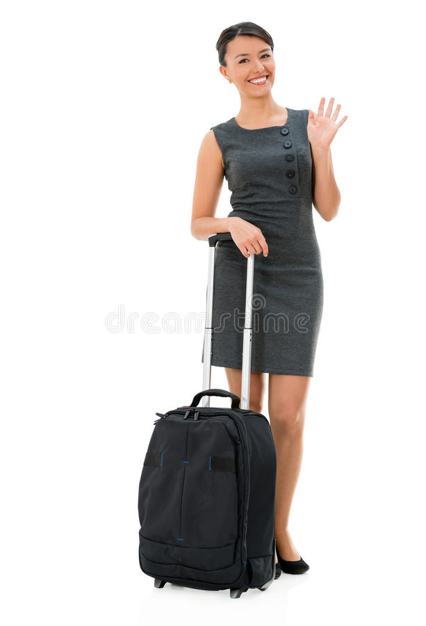 Download Business woman travelling stock photo. Image of people - 33504758