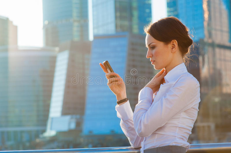 Download Business Woman Royalty Free Stock Image - Image: 35590426