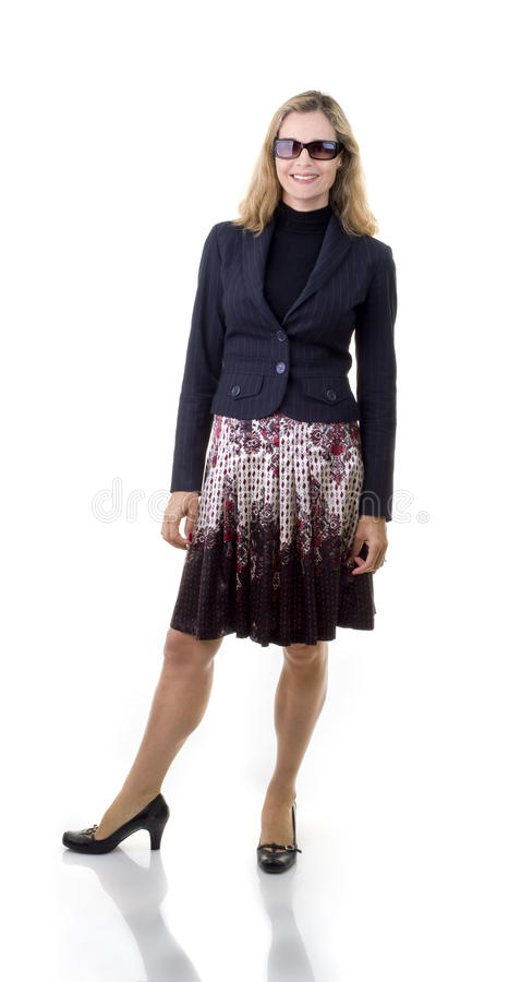 Business Women Royalty Free Stock Photography