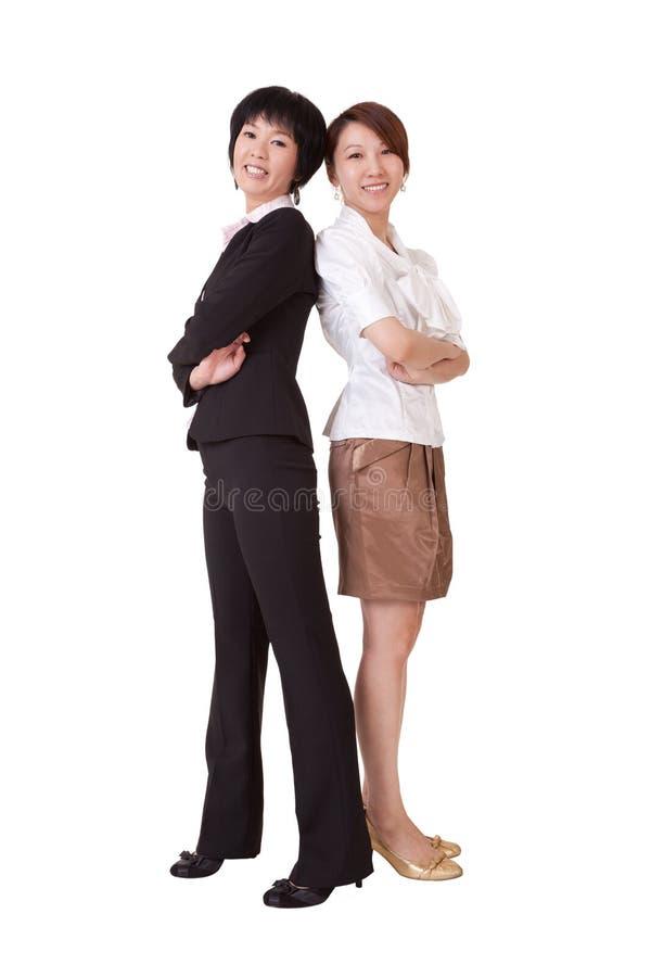 Business women royalty free stock photos