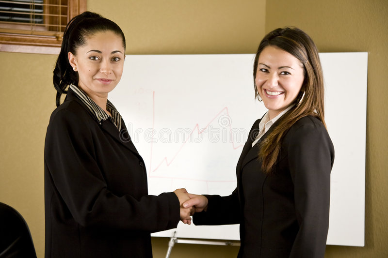 Download Business women stock image. Image of commerce, adult, meeting - 7637513