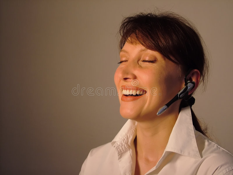 Business and women royalty free stock image