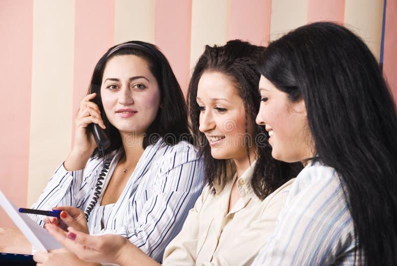 Business women  workplace