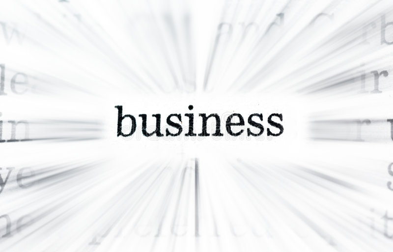 Download Business Words Royalty Free Stock Images - Image: 1407059