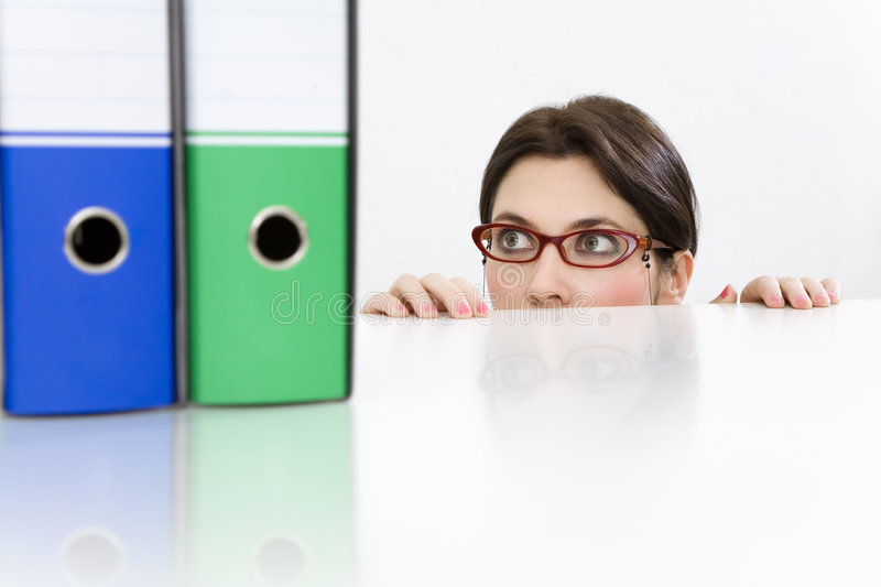 Business and work stock image