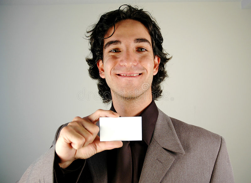 Download Businesscard stock photo. Image of male, white, businessmen - 11364